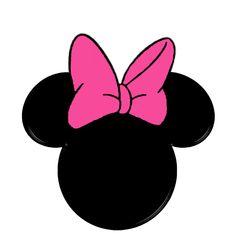 236x238 Pink Minnie Mouse Clip Art Clipart Panda