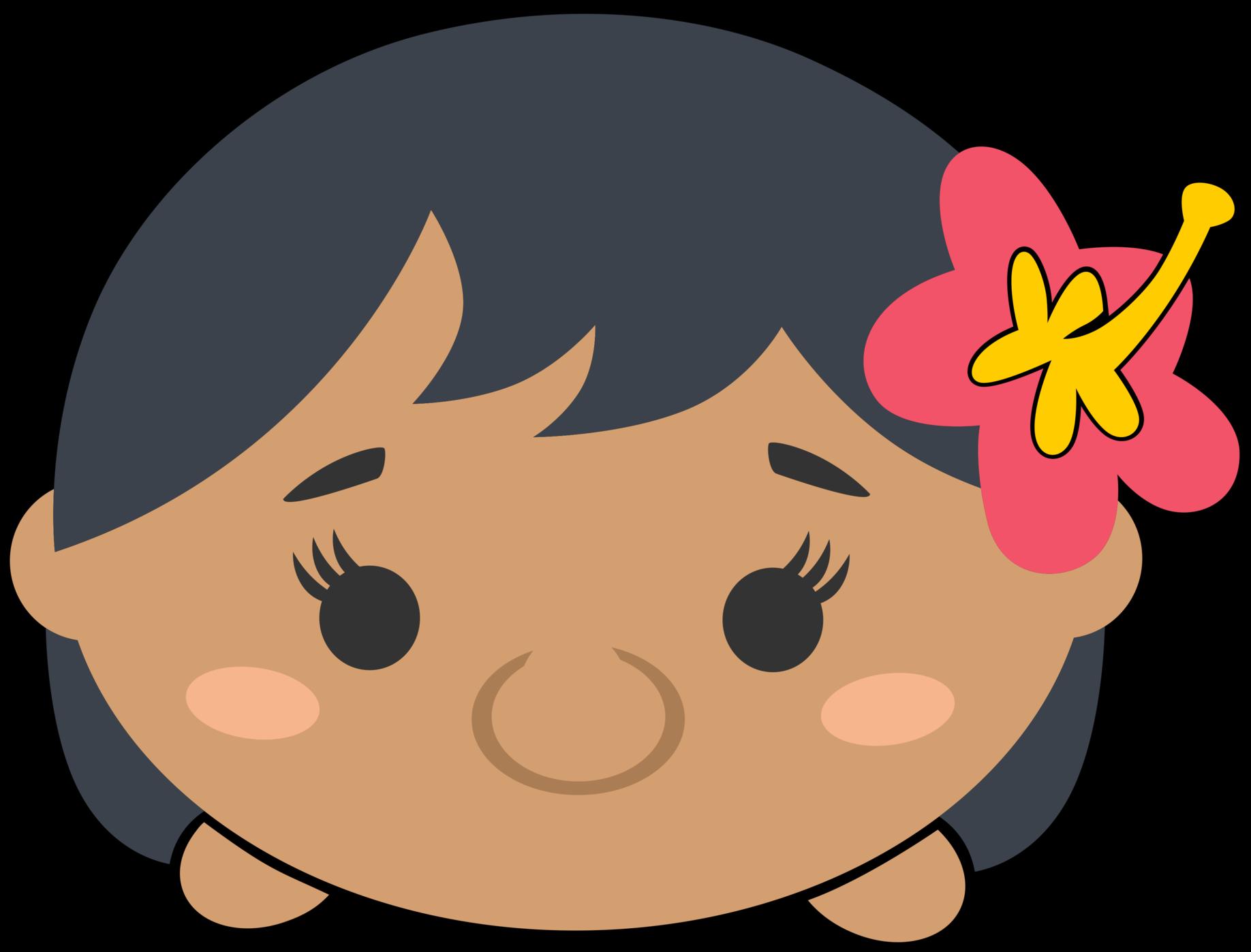 1836x1398 Disney Moana Tsum Tsum Clipart 62