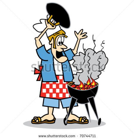 450x466 Barbecue Clipart Cooking Competition