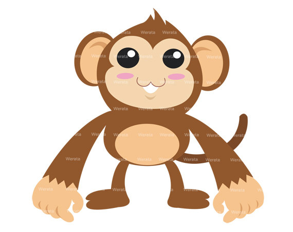 570x453 Free Sock Monkey Clip Art Clipart Image 2