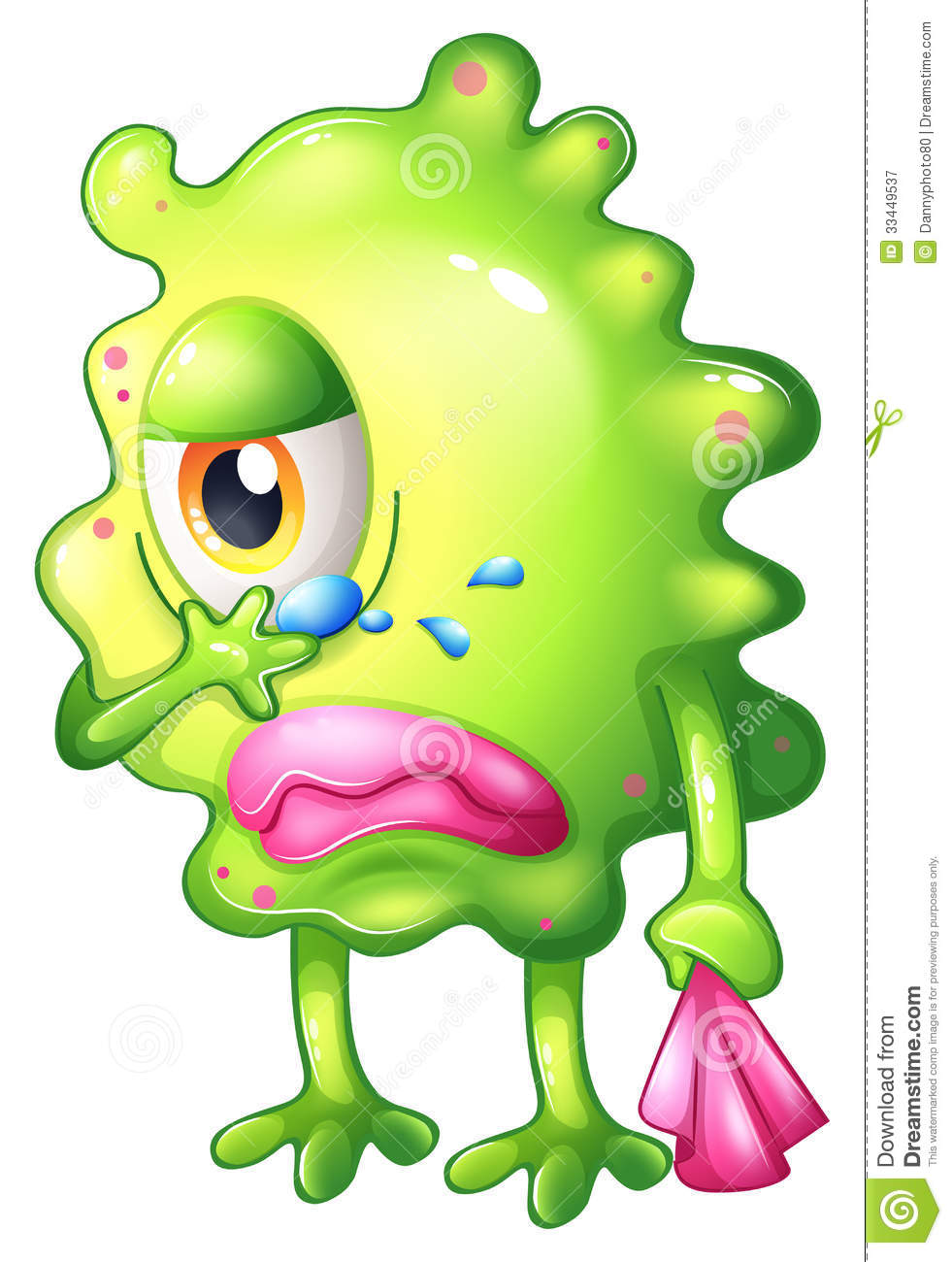 981x1300 Collection Of Sad Monster Clipart High Quality, Free