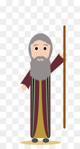 260x480 Moses Png And Psd Free Download