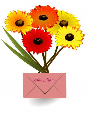 300x388 Free Mother's Day Clip Art