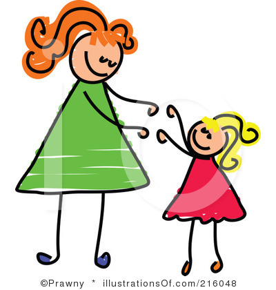 400x420 Free Mommy Clipart