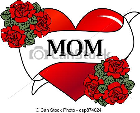 450x363 Happy Mothers Day Clipart