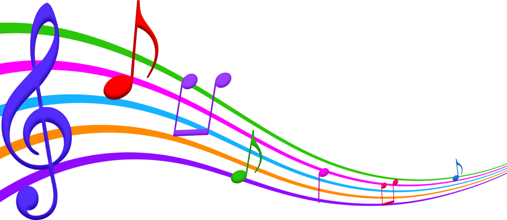 1024x444 Musical Notes Single Music Notes Clip Art Free Clipart Images 3