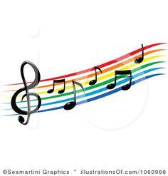 236x247 Music Clip Art Borders