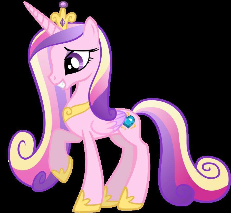 900x830 My Little Pony Friendship Princess Cadence Clipart