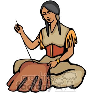 Free Native American Clipart