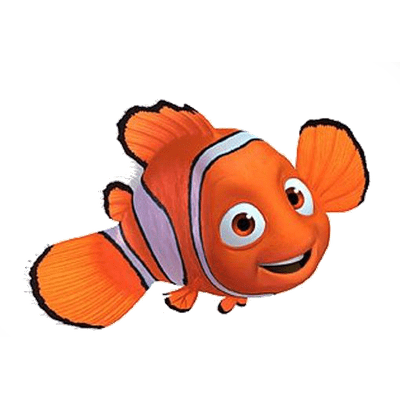 400x400 Finding Nemo Clipart Dory Transparent Png Stickpng Clipart Free