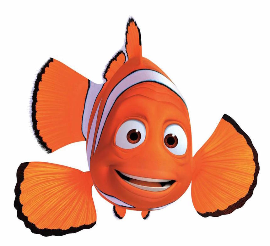 860x782 Finding Nemo Clipart Quiz Which Finding Nemo Character Are You