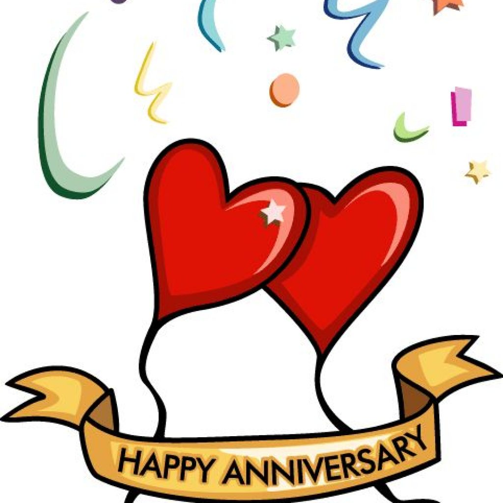 1024x1024 Happy Anniversary Clip Art Free New Year Clipart