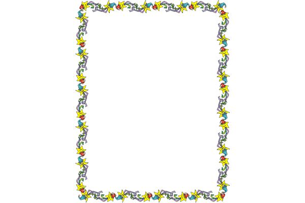 600x400 Happy New Year Borders Clip Art Clipart