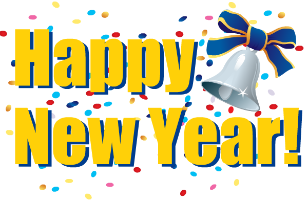 600x395 happy new year 2018 clip art images