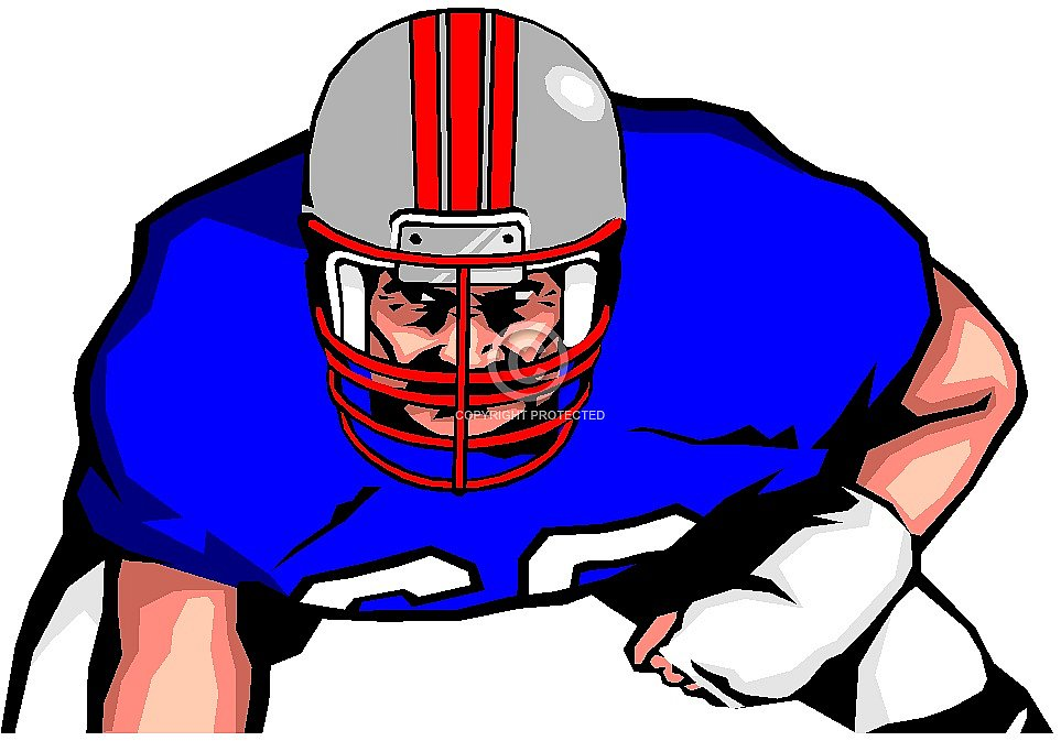 963x673 Free Football Clipart Clipartlook