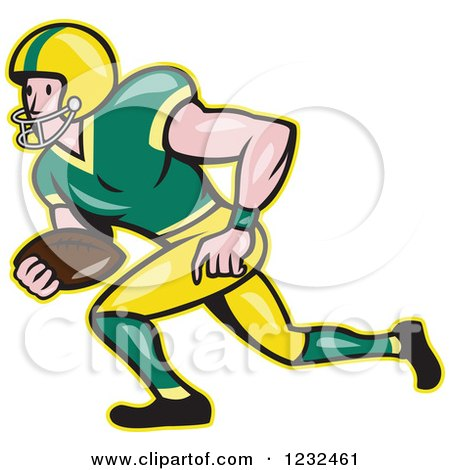 450x470 Royalty Free (Rf) Nfl Clipart, Illustrations, Vector Graphics