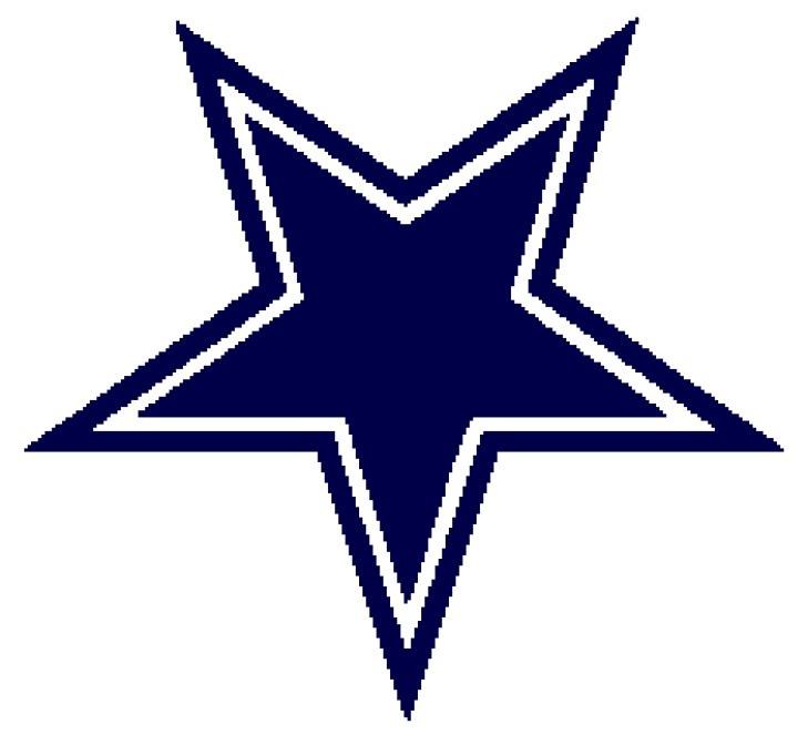729x672 Nfl Cowboys Clipart