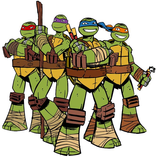 635x634 Ninja Turtle Clip Art Teenage Mutant Ninja Turtles Clip Art