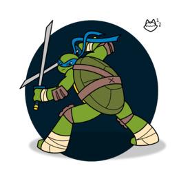 260x260 Free Download Leonardo Donatello Raphael Michelangelo Clip Art