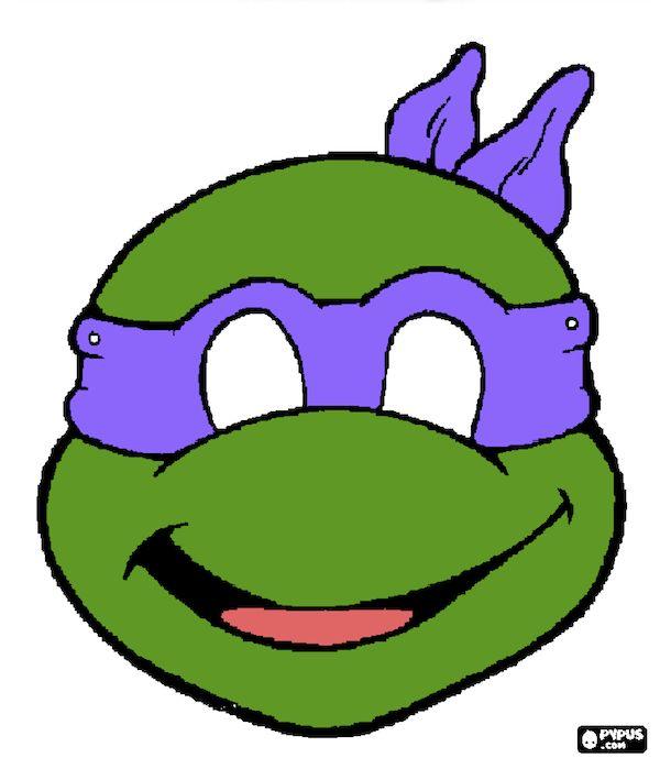 600x699 Ninja Turtles Clipart Disney 3742353