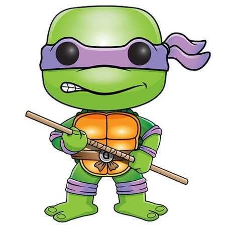 450x450 Teenage Mutant Ninja Turtles Clipart