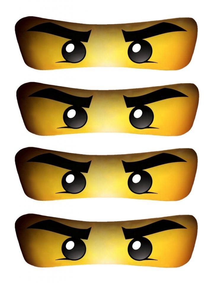 Free Ninjago Clipart