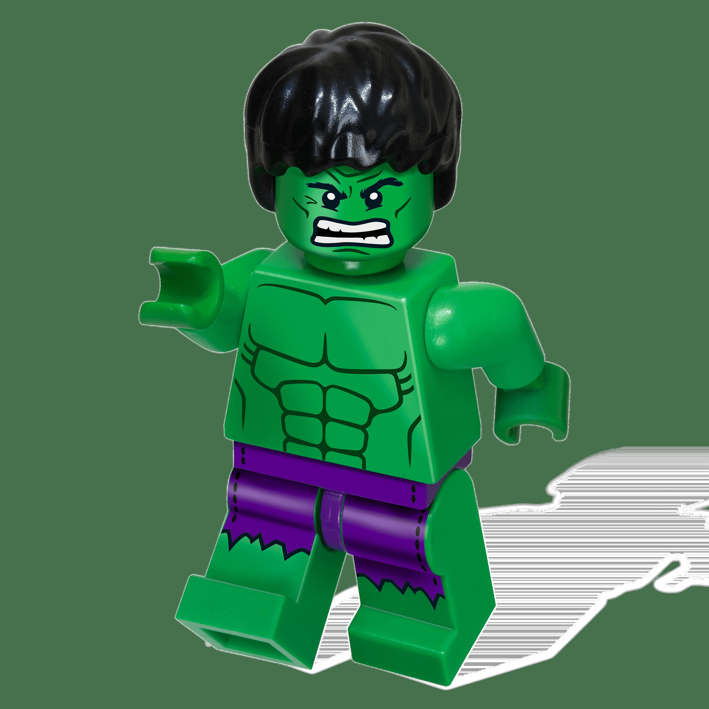 3000x3000 Hulk Lego Clip Art Png No Background