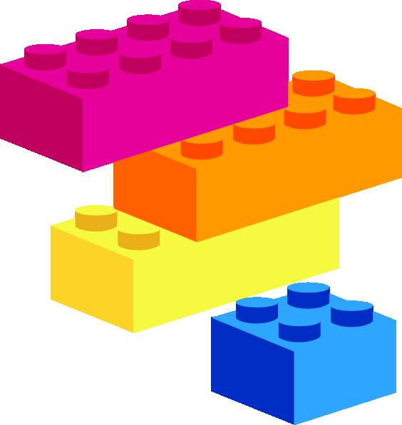 564x597 Lego Clip Art Fonts Free Lego