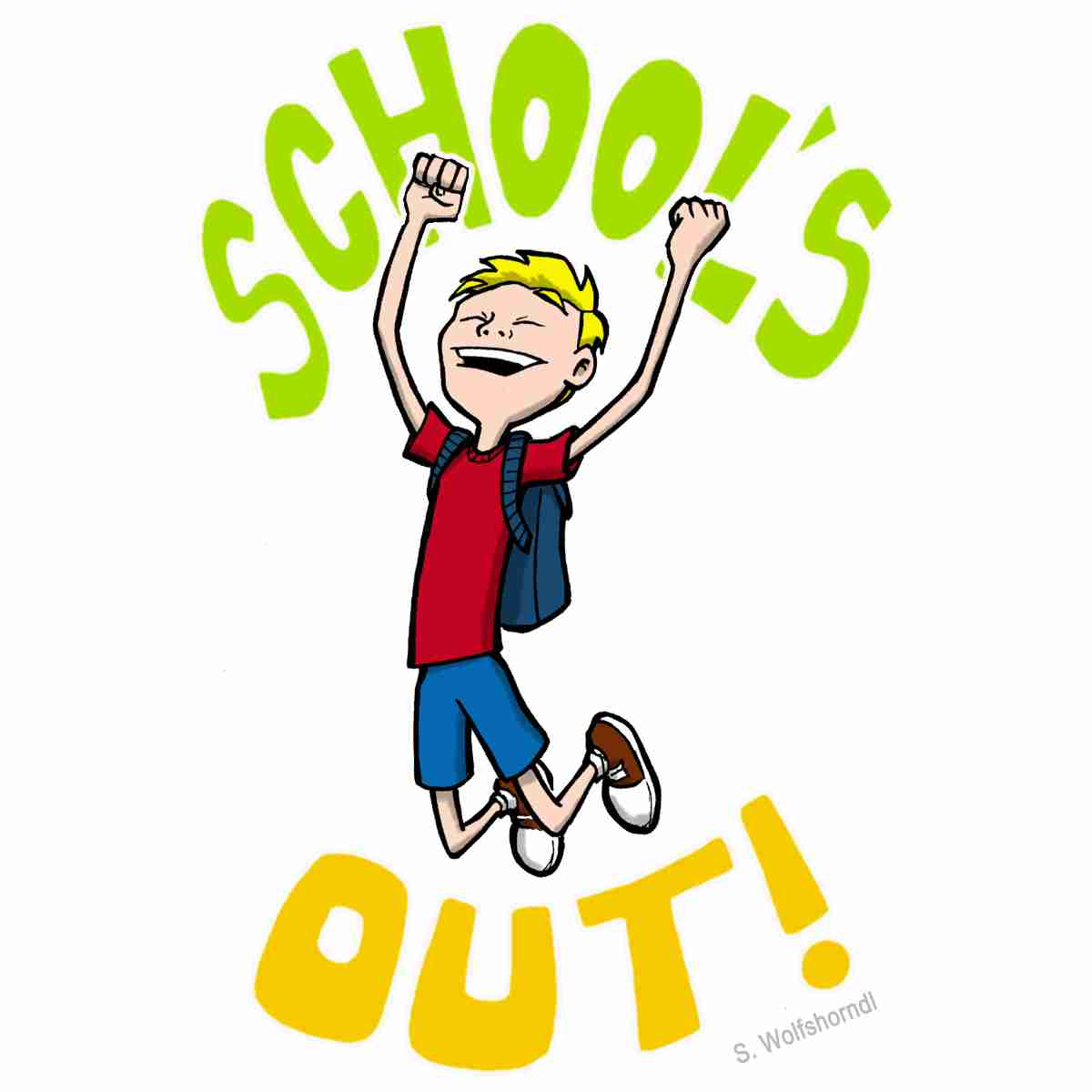 1200x1200 Last Day Of School Clipart Free Clip Art Images Freeclipart Pw