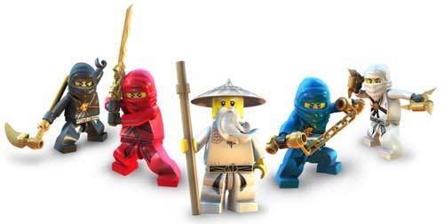 500x252 Lego Ninja Clip Art