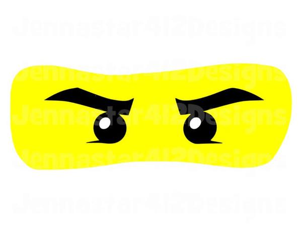 600x463 Ninjago Eyes Clipart Free Images