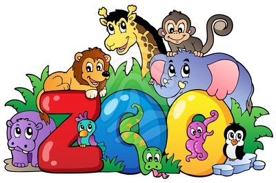 400x265 Free Clipart Zoo Amp Free Clip Art Zoo Images