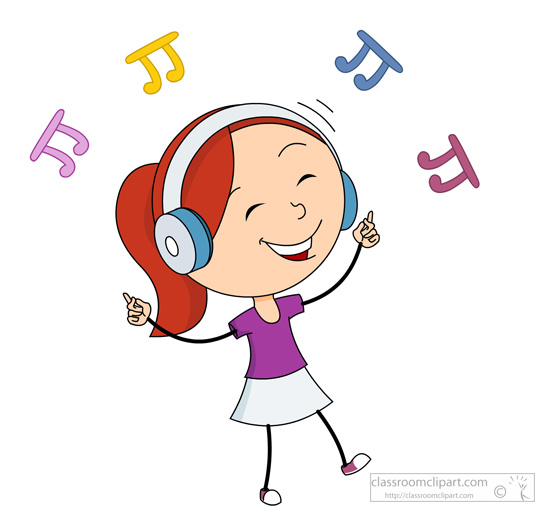 550x517 Kids Music Dance Clipart Collection