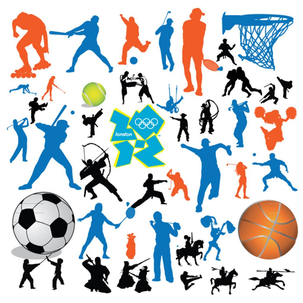 free olympic clipart at getdrawings com free for personal use free rh getdrawings com free sports clipart black and white free sports clipart images