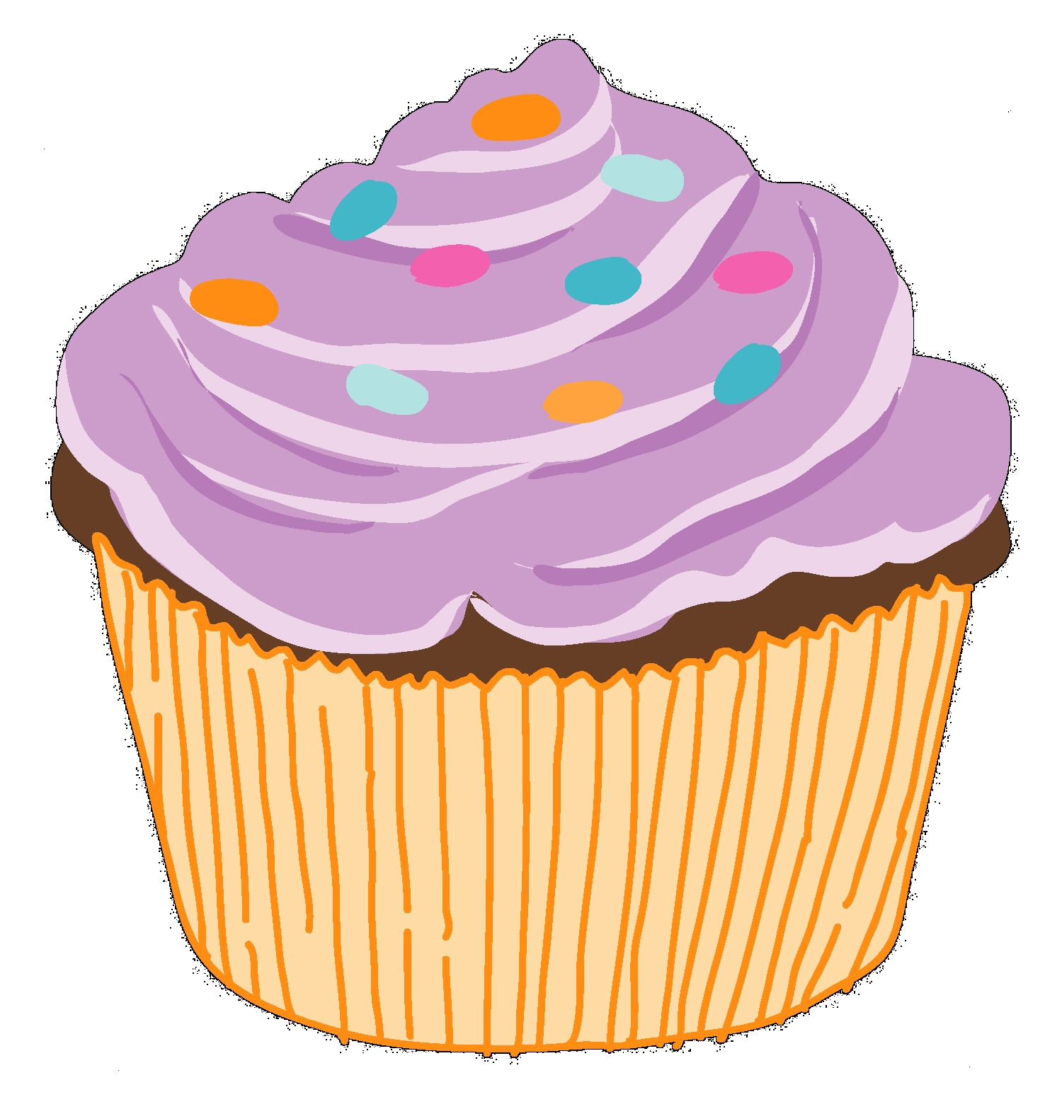 1500x1550 Cupcake Clipart Free Download Free Clipart Images 2