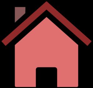 298x282 Pastel House Clipart Clip Art