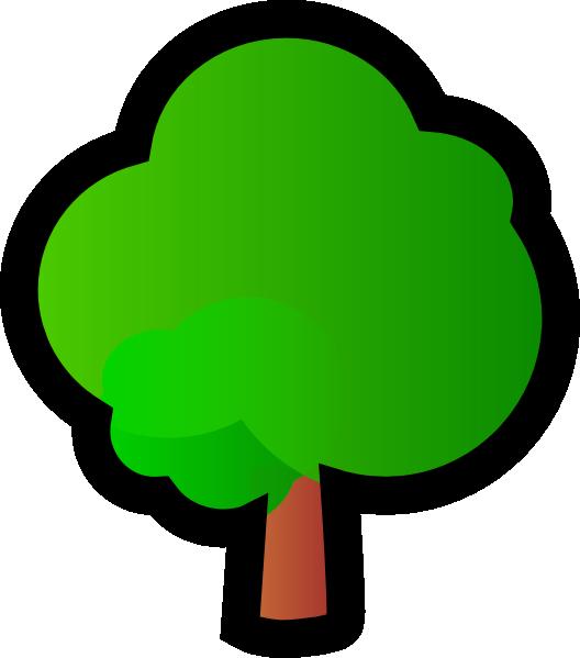 528x599 Tree Clip Art
