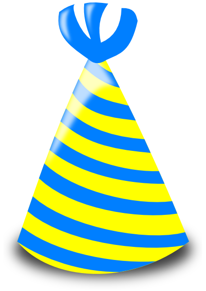 426x600 Free Online Clipart For Birthdays