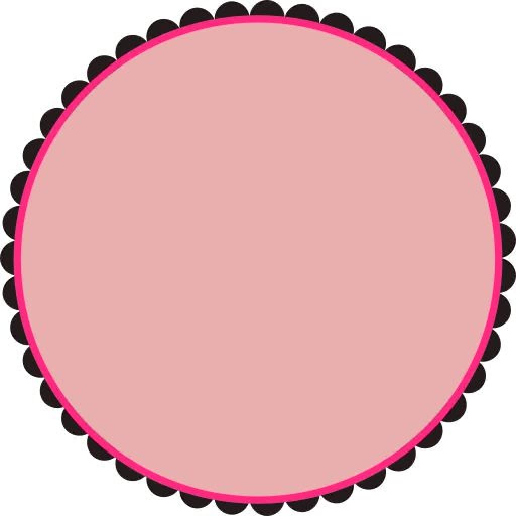 1024x1024 Round Decorative Frame Clip Art Vector Clip Art Online Royaltyfree