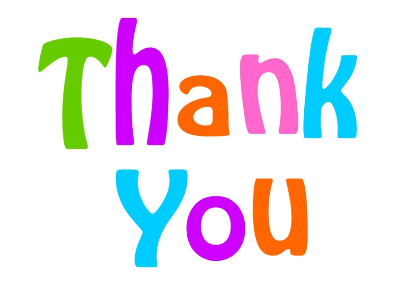 822x575 Thank You Black And White Clip Art