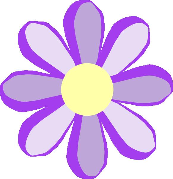 582x599 Clipart Downloads Flower Free Online Violet
