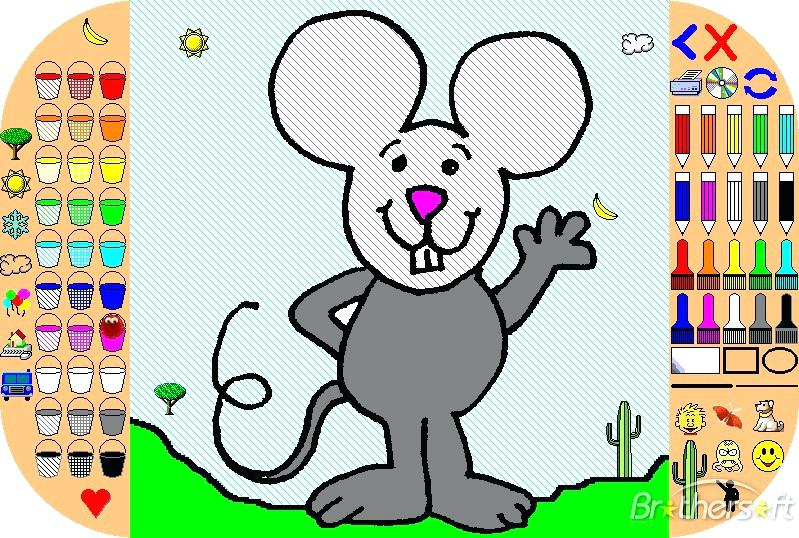Free Online Colouring Pages Disney At GetDrawings Free Download