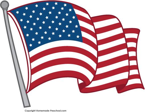 510x393 Free Patriotic Clipart