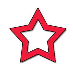 300x300 Marvellous Ideas Red Star Clip Art Png Image Patriotic