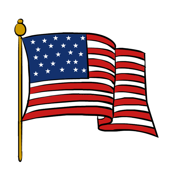 600x630 Sensational Inspiration Ideas Free Veterans Day Clipart Patriotic