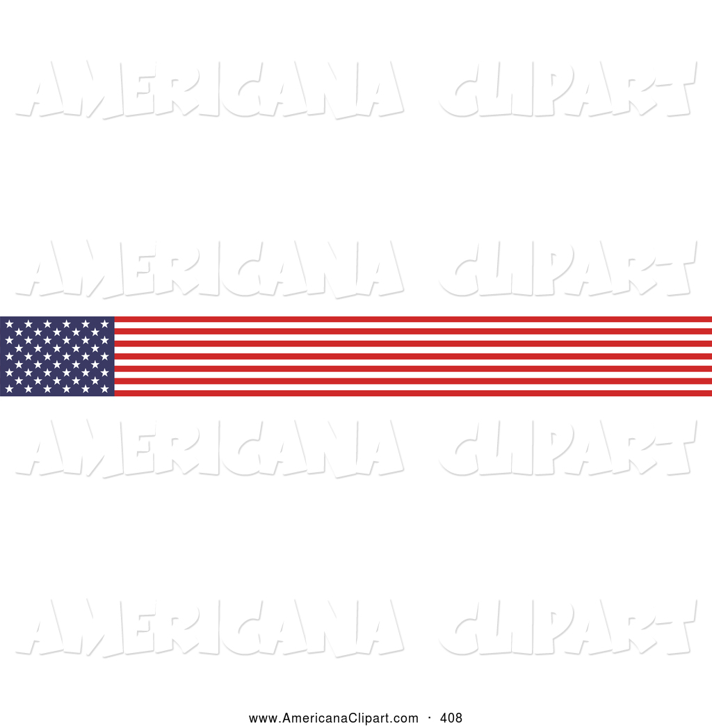 1024x1044 Americana Vector Clip Art Of A Patriotic American Flag Banner By