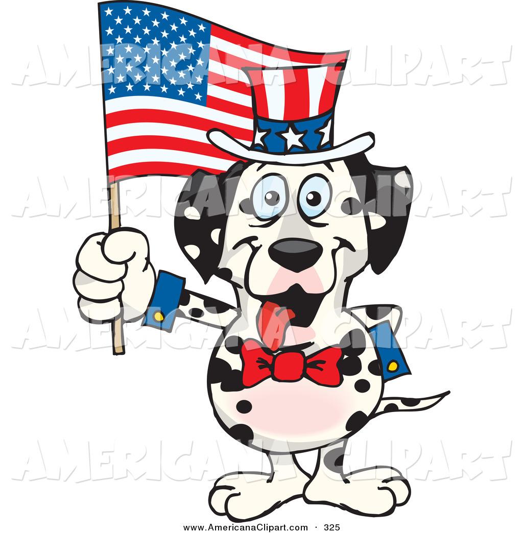 1024x1044 Clip Art Of A Patriotic Clipart Panda