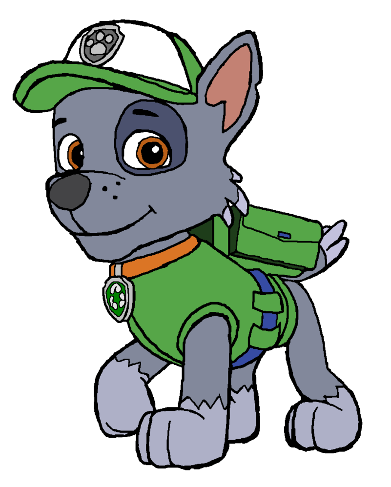 Free Paw Patrol Clipart At Getdrawingscom Free For Personal Use