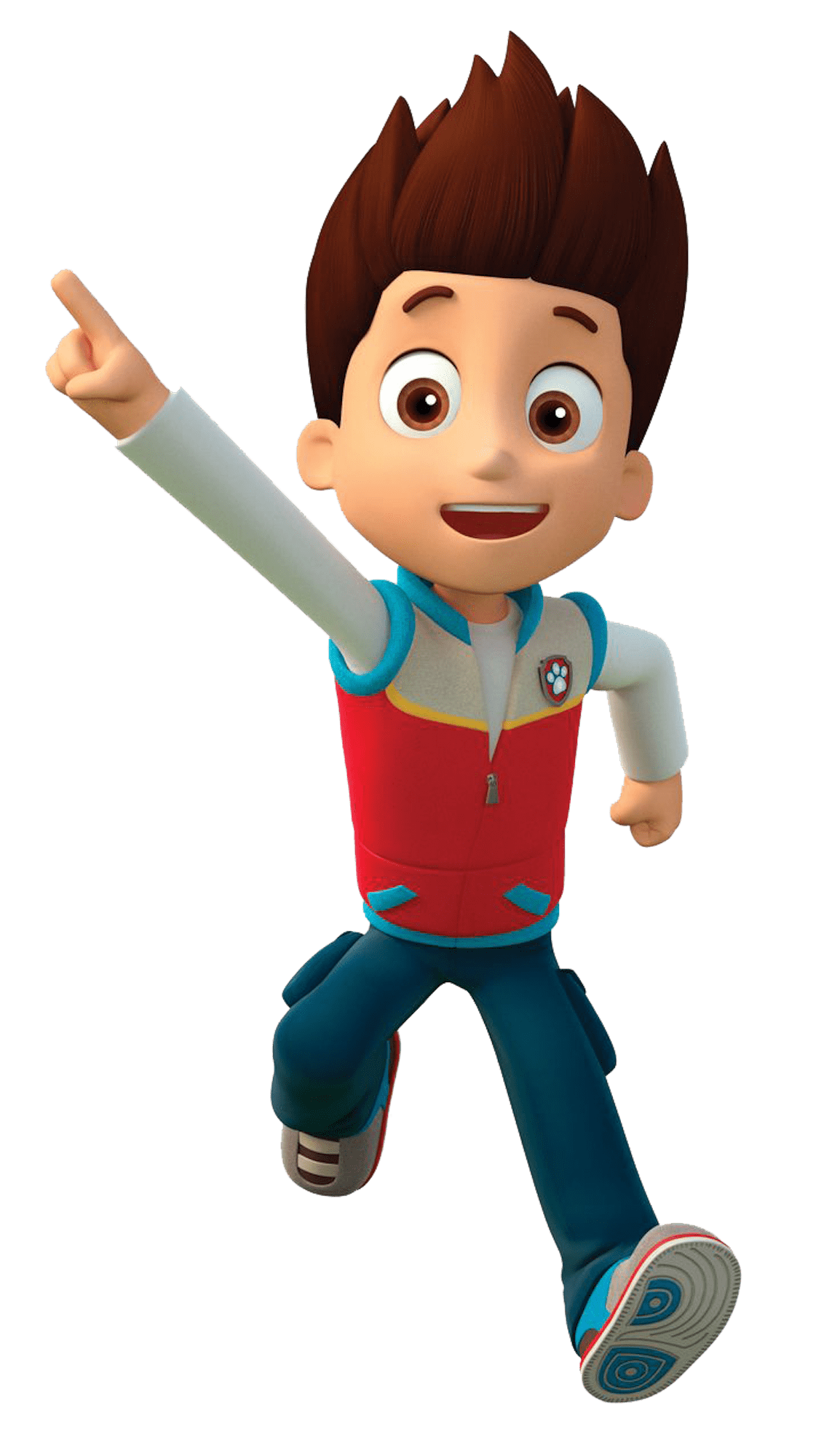 1154x2000 Ryder Paw Patrol Clipart Png