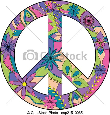 Free Peace Sign Clipart At Getdrawings Free For Personal Use